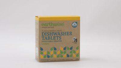 Worst dishwashing detergent