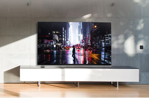 LG's OLEDs are one of the best looking TVs money can buy.