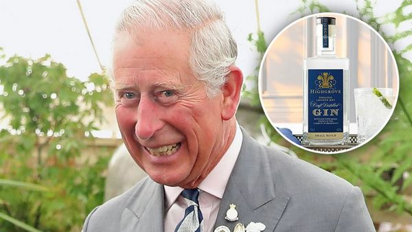 Prince Charles launches Highgrove Gin