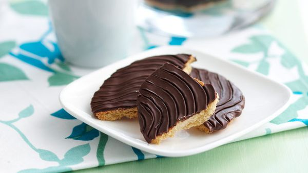 Chocolate Wheatens