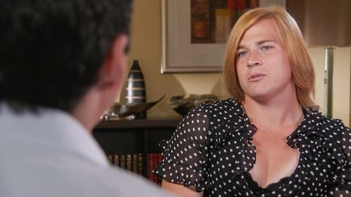 Mouncey has faced off against her critics. (60 Minutes)