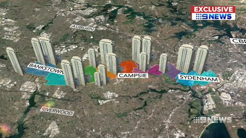One of the options to be considered by the Planning Minister is to hand planning control back to councils. Picture: 9NEWS