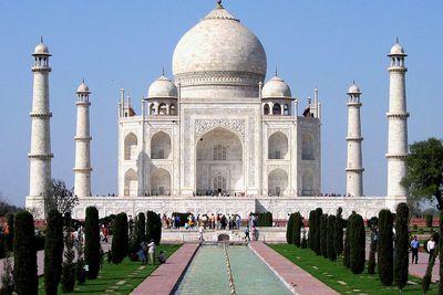 <strong>Taj Mahal, Agra, India</strong>