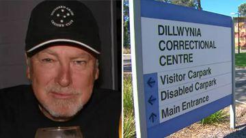 NSW prison guard sexual assault Wayne Astill