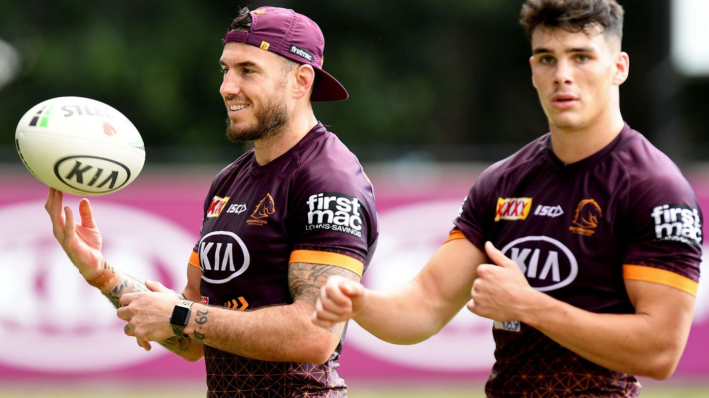 EXCLUSIVE: Darius Boyd called out by Sam Thaiday as Broncos struggle for leadership