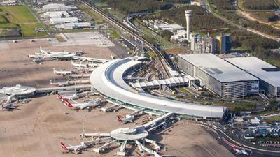 Man caught with gun in luggage at Brisbane Airport