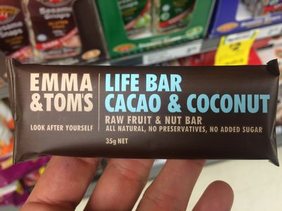 <strong>Emma &amp; Toms Life Bar</strong>