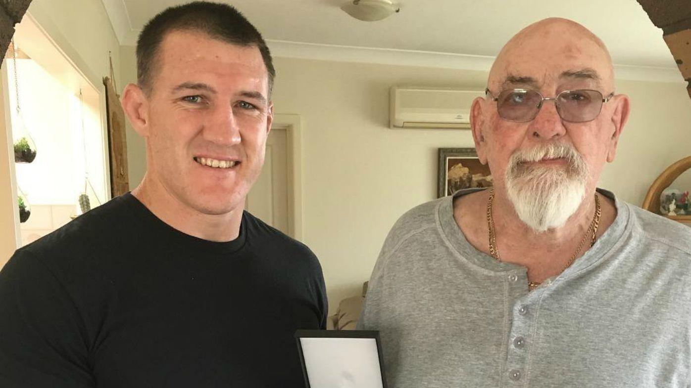Cronulla Sharks mourn loss of club legend Cliff Watson