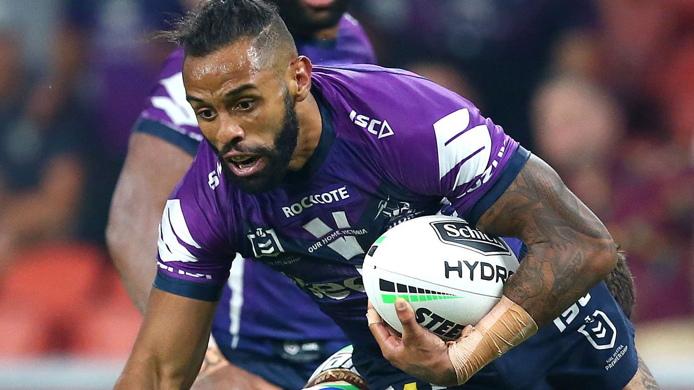 Bulldogs reportedly in box seat to sign Storm grand final winger Josh Addo-Carr
