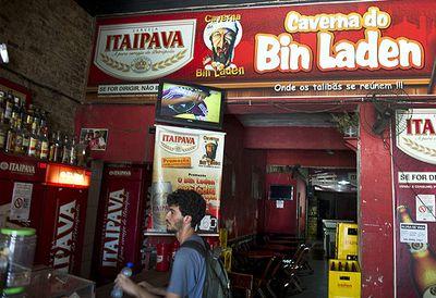 Bin Laden's Cave