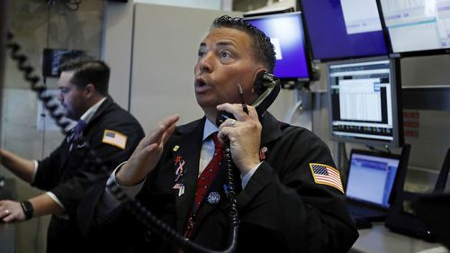 Wall Street is haemorrhaging money as the US trade war with China escalates.