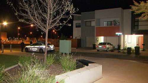 Police are paramedics rushed to the home at around 9.15 Tuesday night and found the 43 year old victim fighting for life with a stab wound to his back (9News).