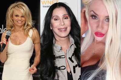 Vanity can be a bank-breaking obsession, but sometimes well worth it for a career in Hollywood. We take a look at the female celebs with the biggest plastic surgery price tags. Did their quest for perfection boost their careers or tarnish them for life?