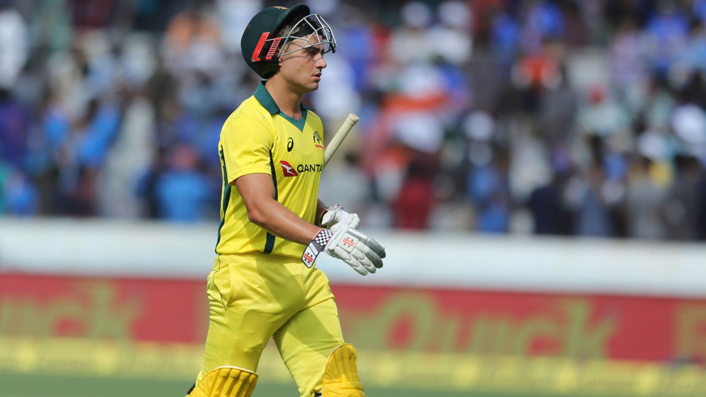 Marcus Stoinis remains under injury cloud at Cricket World Cup