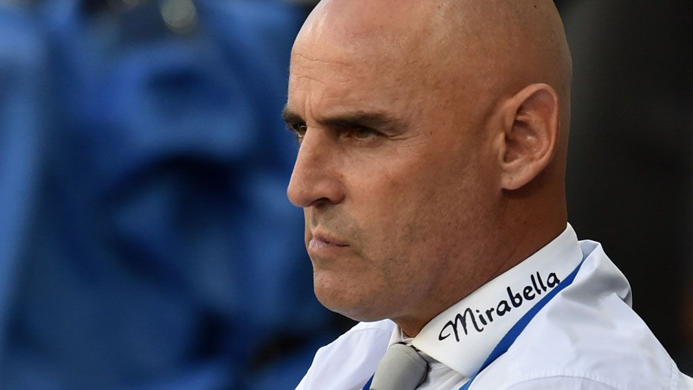 Kevin Muscat. (AAP)