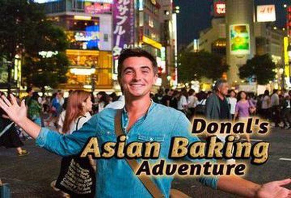 Donal's Asian Baking Adventures