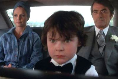 In <i>The Omen</i>, an American ambassador learns to his horror that his son is actually the antichrist. For those of you scared of committing to the idea of having children, this is the perfect prophylactic.<br/><br/>(Image: Twentieth Century Fox)
