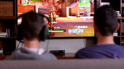 Video game addiction 'leading to irreversible brain changes in kids'