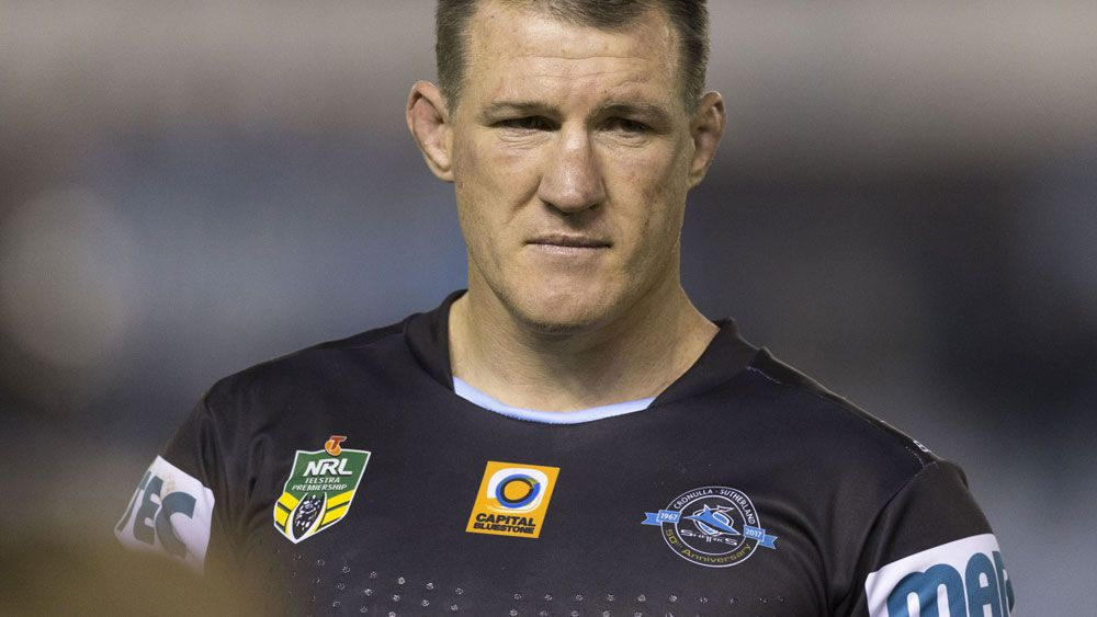 Former NRL star Matt Cooper calls out Cronulla Sharks captain Paul Gallen for MMA fight