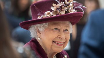 Throwback photo of Queen released to mark her 95th birthday