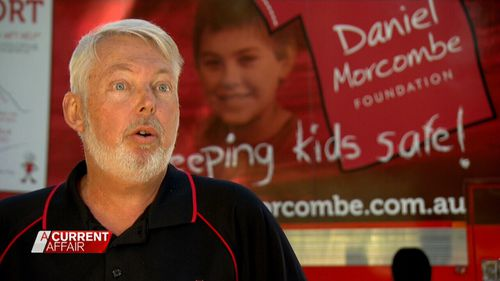Bruce Morcombe has praised the agency as a good step.