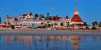 <strong>Hotel Del Coronado, Coronado</strong>