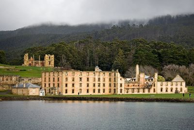 <strong>Port Arthur Penal Colony in Tasmania</strong>