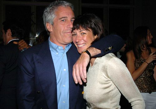Jeffrey Epstein and Ghislaine Maxwell, a British socialite and the youngest child of publisher Robert Maxwell, who worked as an alleged madam for the billionaire financier.