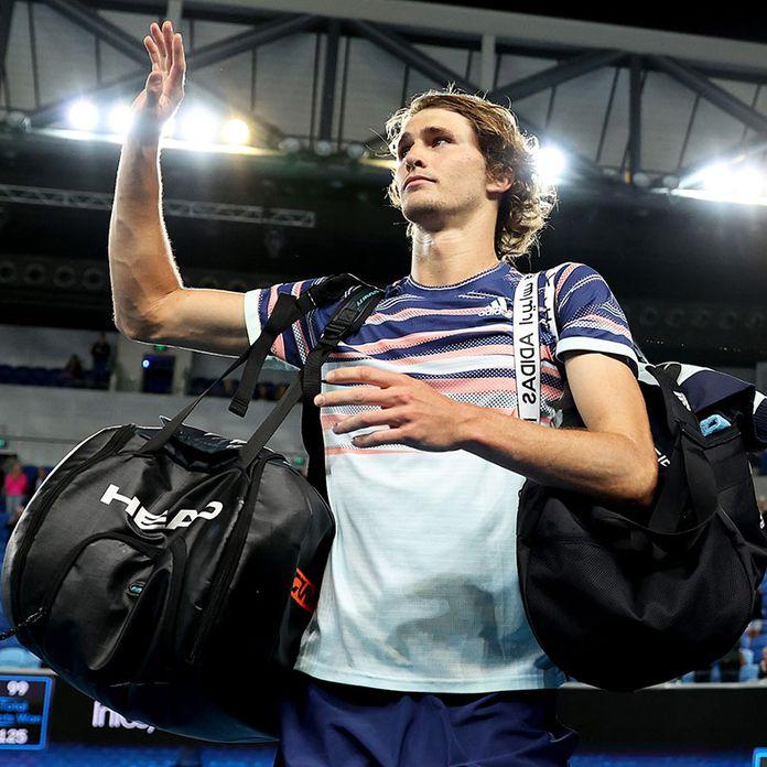 Four million reasons to cheer for Alexander Zverev at the Australian Open