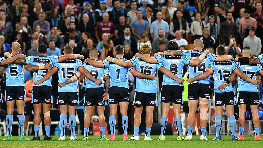 New South Wales have lost the last six Origin deciders. (AAP)