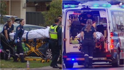Man injured in Melbourne shooting