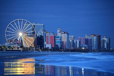 9. Myrtle Beach in South Carolina