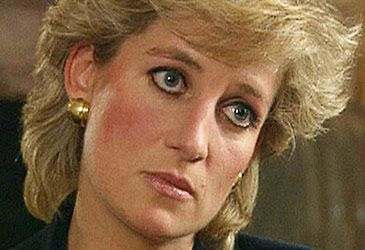 Daily Quiz: Who did Diana say was the 'third person' in her marriage to Charles?
