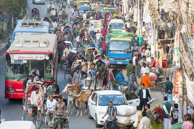 19. Dhaka, Bangladesh
