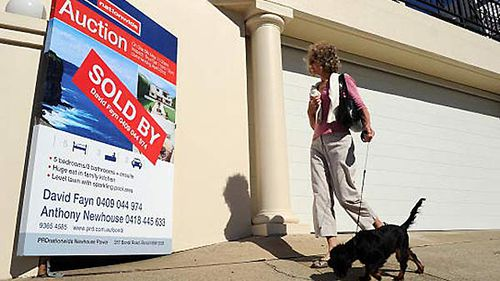 Australians the world's richest thanks to property: bank study