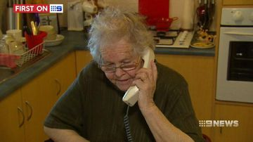 VIDEO: Elderly residents still without home phone lines after Adelaide storm