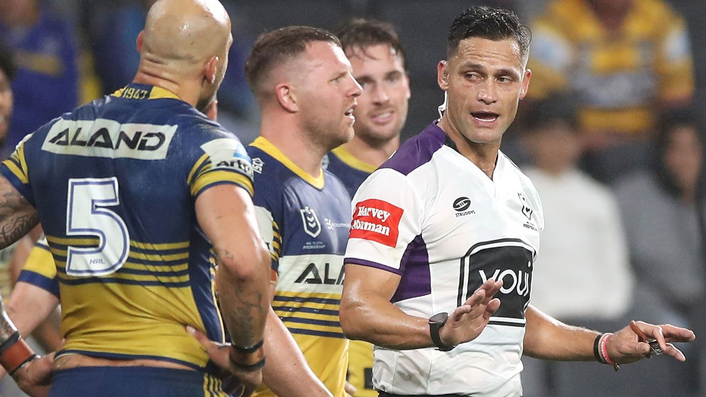 NRL set to experiment with rule changes during two matches in final round of home and away season