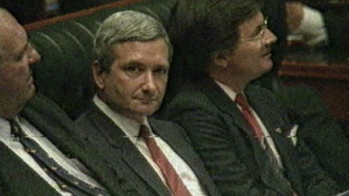Nick Greiner, who served as premier from 1988 to 1992, racked up $356,822 in expenses last year alone.