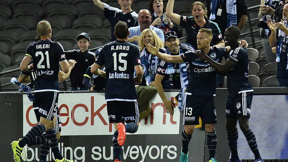 Oliver Bozanic believes every player is playing their part at Melbourne Victory. (AAP)