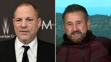 Australian actor Anthony Lapaglia said he knew of Harvey Weinstein's alleged harassment for the last '25 tears'. (AAP/TODAY)