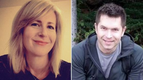 Greg Tiffin and Sophie Dowsley, from Melbourne, were last seen two weeks ago.