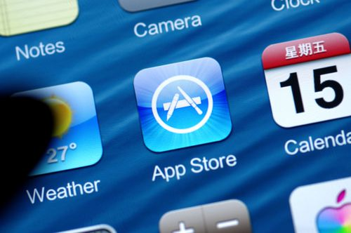 After the creation of more than two million apps, over US$100 billion in revenue and a sales reach expanding across 155 countries - the App Store is now second nature to most tech users. Picture: AAP.