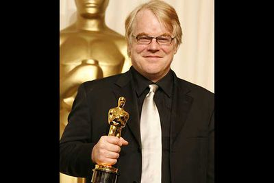 In 2005, Hoffman played the title role in <i>Capote</i>, for which he won multiple awards, including an Academy Award for Best Actor...