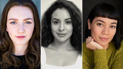 Amazing Grace cast