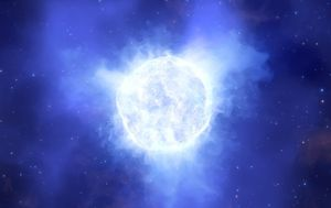 Scientists shocked after massive star 'disappears'