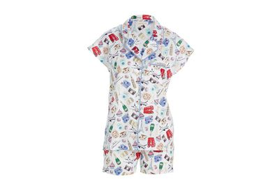 "<strong>Peter Alexander <a href=""http://www.peteralexander.com.au/shop/en/peteralexander/around-the-world-pj-set"">'Around the World' PJ set</a>, $89.95</strong>"