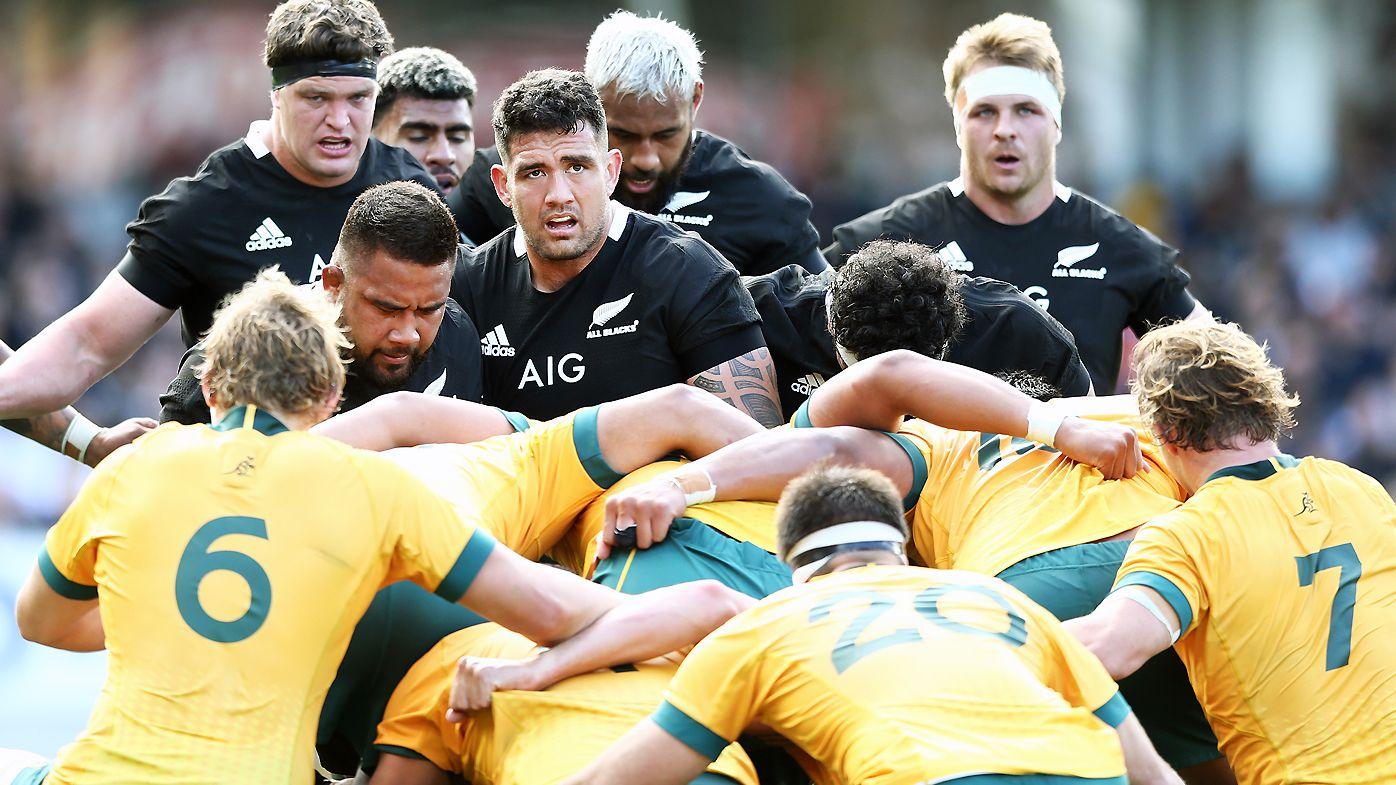 EXCLUSIVE: Peter FitzSimons hits back at New Zealand journalist's Wallabies wisecrack