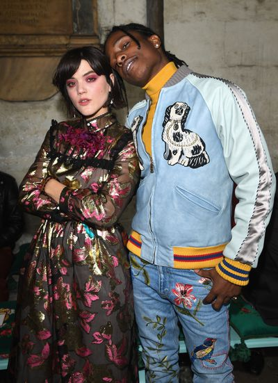 Say hello to Gucci's latest muse.