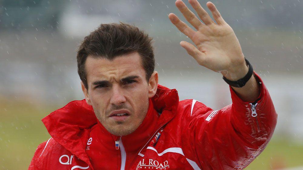 Jules Bianchi. (AAP)