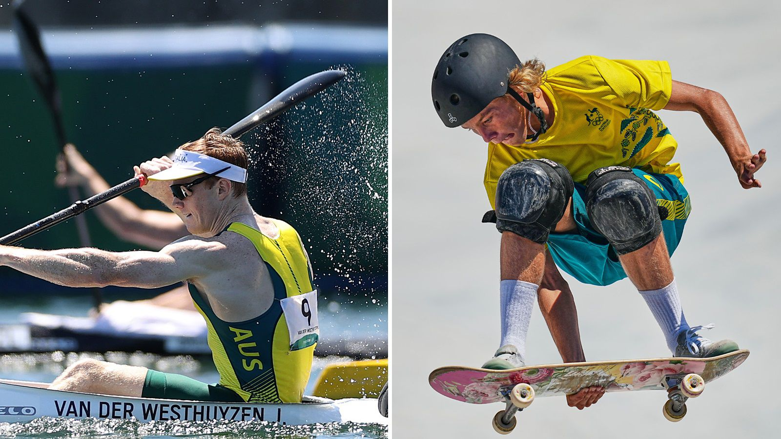 Double gold in ten minutes lifts Australia to equal best-ever Olympics haul